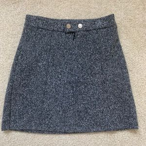 Bershka High Waist Mini Skirt
